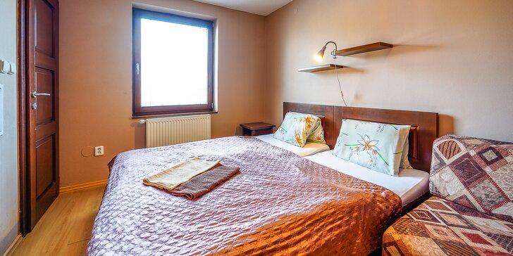 Penzion na venkově: komfortní ubytování, snídaně a 15% sleva na masáž