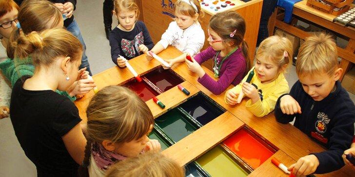 Tvořte s dětmi: 2 typy svíček, koupelová sůl, občerstvení i návštěva minizoo