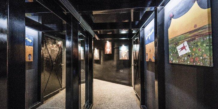 Dvě vstupenky za cenu jedné na expozici World of Franz Kafka