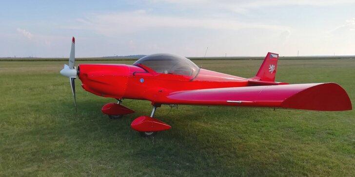 Pilotem sportovního letounu Zenair na zkoušku: pozemní příprava i let