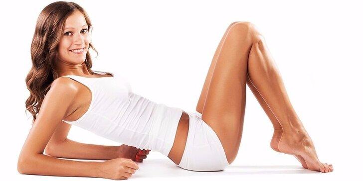 Přístrojová lymfodrenáž celého těla nebo nohou, břicha i rukou 1 a 10 vstupů