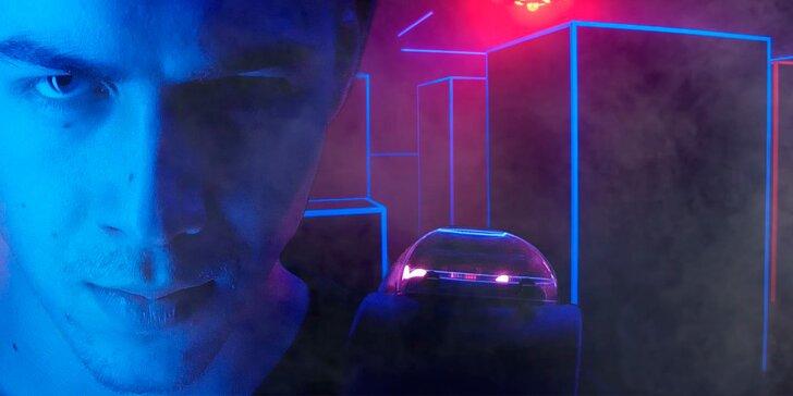 Zabojujte si: skvělá akce i zábava v laser aréně na 15 i 2x 15 minut