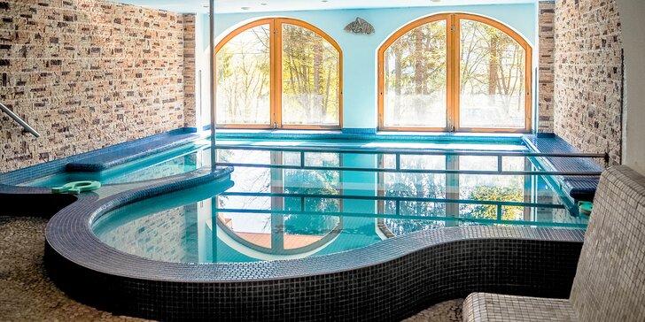 Aktivně-relaxační pobyt ve Špindlerově Mlýně s polopenzí a neomezeným wellness