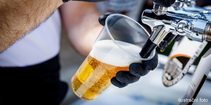 Nápoj pro 1 osobu: káva, čaj, svařák, nealko, či víno a pivo s sebou, nebo na místě