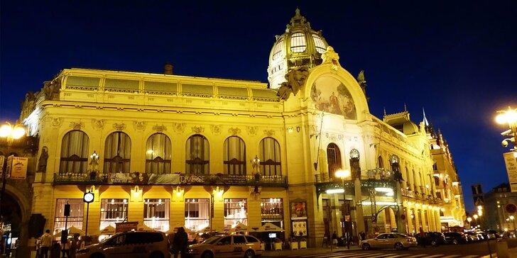 Vstupenka na koncert: Návrat hudebních mistrů do Smetanovy síně