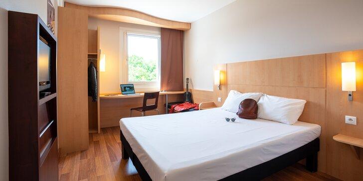 Hotel Ibis v Plzni: snídaně či polopenze i wellness nebo prohlídka pivovaru