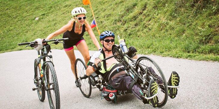 Přispějte na osobní a sportovní asistenci hendikepovaným osobám a pomozte jim vrátit se do života
