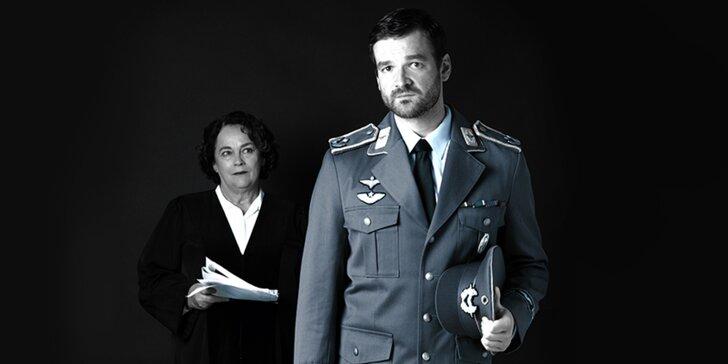 Vstupenka pro 2 osoby na představení Teror v Divadle MANA