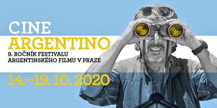 Do Lucerny na Cine argentino: 9. ročník Festivalu argentinského filmu