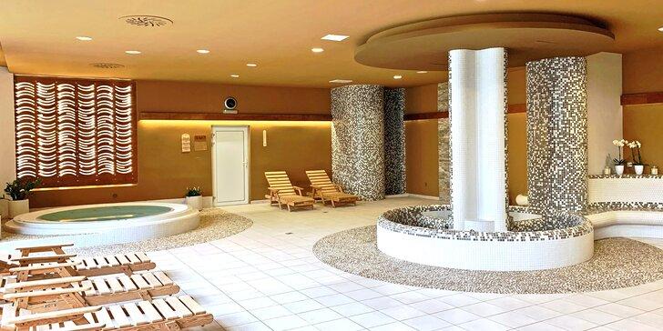 Od zimy do jara v krajině UNESCO: 4* hotel s polopenzí a relaxací ve wellness
