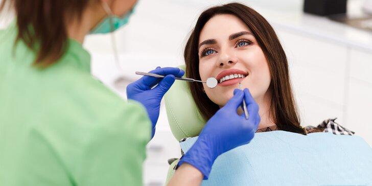 Zářivý úsměv a zdravé zuby: dentální hygiena pro dospělého včetně airflow