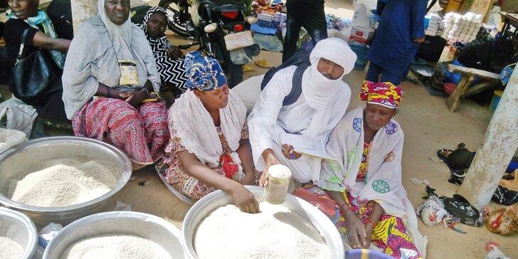 Pomáhejte s ADRA ČR rodinám v Mali: poukázky na jídlo i příspěvky na pěstování potravin či kozu