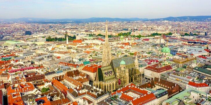 Do Vídně za výhodnými nákupy v Primarku i prohlídkou památek v centru města