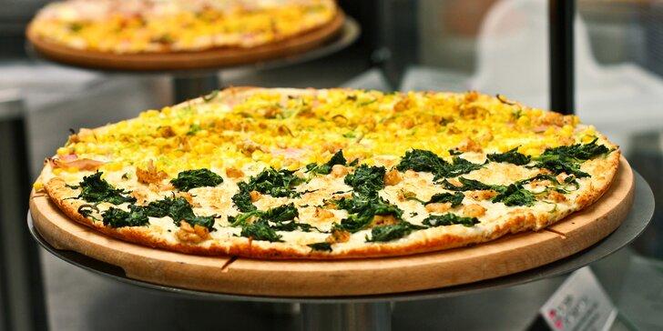 Zastavte se v Punk Food: 1, 2 nebo 4 Chacharovy pizzy podle výběru