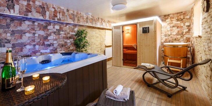 Na lyže i za relaxací na Šumavu: apartmány se snídaní, wellness i procedurami