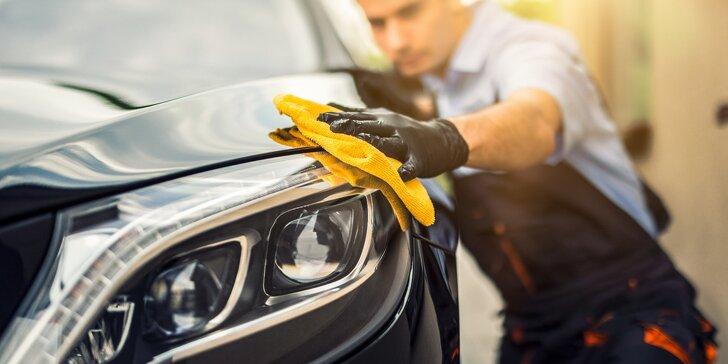Péče o váš automobil: čištění interiéru i exteriéru
