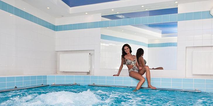 Ozdravný pobyt centru Mariánek: neomezený bazén a 10 procedur