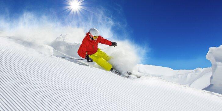 Až zima zavolá: malý i velký servis lyží a snowboardu