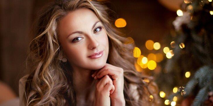 Luxusní kosmetické ošetření 8 v 1 vč. masáže rukou i možnost úpravy řas a obočí