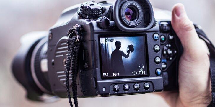 Perfektní fotka na první pokus: kurz focení se zrcadlovkou