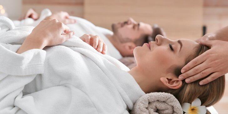 Dokonalý relax: výběr z luxusních 60minutových párových masáží v Thajském ráji