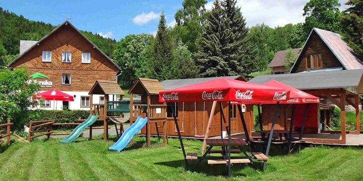 Na túry do Krkonoš ve dvou či s rodinou: polopenze, termíny od května přes prázdniny až do konce září
