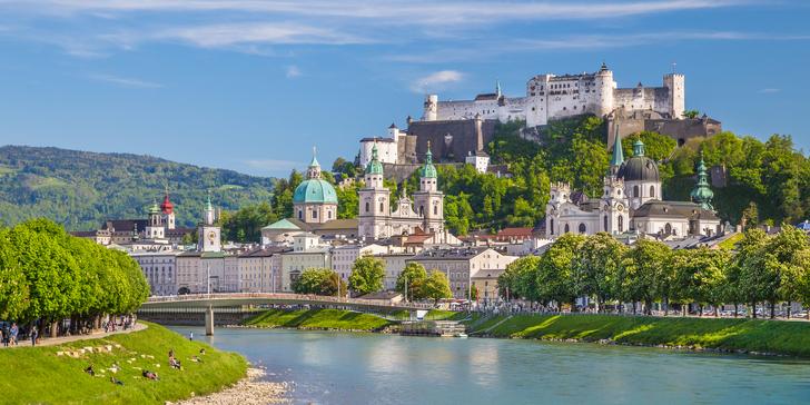 Orlí hnízdo, jezero Königsee, Solné doly, Salzburg: zájezd na 1 noc se snídaní