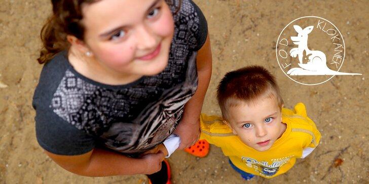 Přispějte Klokánkům: nákup potravin, hygienických potřeb i oblečení