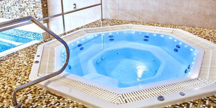 Zimní nebo jarní pobyt v Beskydech s polopenzí a relaxací ve wellness