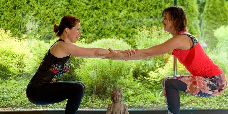 Buďte v zenu: 10× 60minutová lekce jógy pro začátečníky, výběr ze 3 hodin týdně