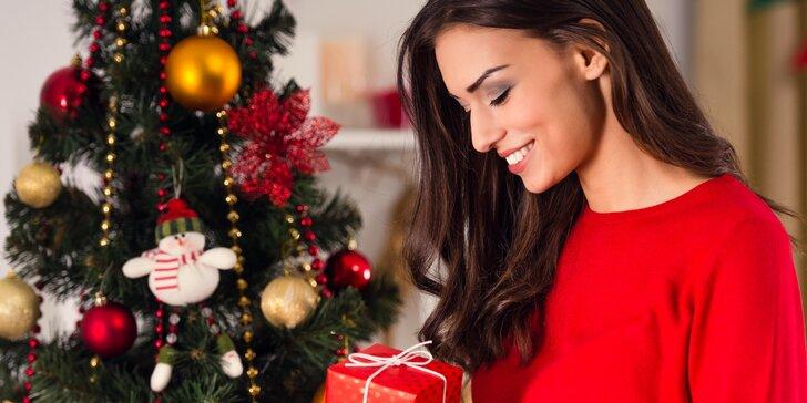 Potěšte kosmetickou péčí: dárkové vouchery na libovolnou proceduru