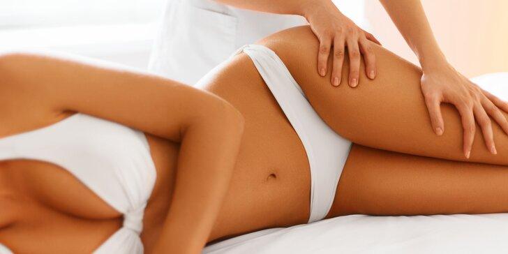 Detoxikace organismu: Manuální lymfatická masáž obličeje nebo těla
