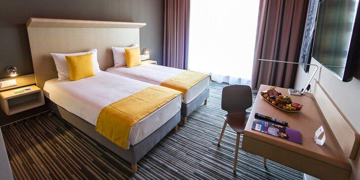 Odpočiňte si v Budapešti: 4* hotel se snídaní, termíny až do března 2022