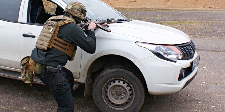 Staňte se členem Speciální jednotky na zkoušku: různé úkoly, až 80 nábojů