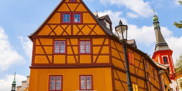 Dovolená v krásných a stylových apartmánech v historickém Lokti přímo u hradu