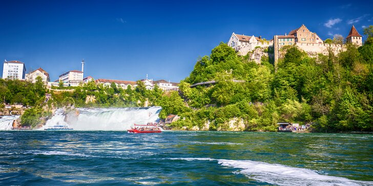 "Víkend ve Švýcarsku: Rýnské vodopády, Curych i ""skanzen"" Stein am Rhein"