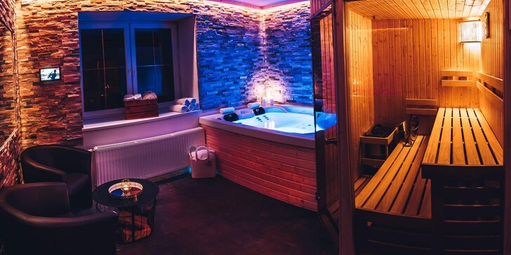 Apartmá s privátním wellness přímo na pokoji nebo apartmá s virtuální realitou