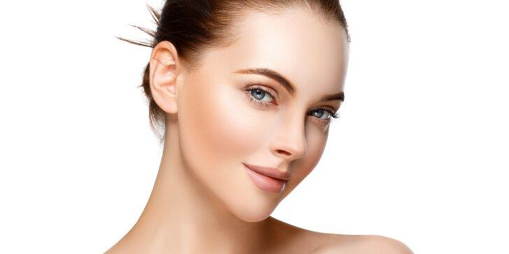 Udělejte něco jen pro sebe: permanentní make-up obočí a rtů vč. konzultace