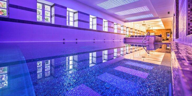 Víkendový pobyt s polopenzí a neomezeným wellness ve 4* hotelu v Maďarsku