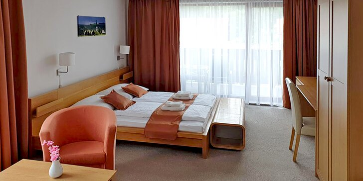 Penzion pod Nízkými Tatrami: nocleh pro dva i pětičlennou rodinu a třeba taky snídaně
