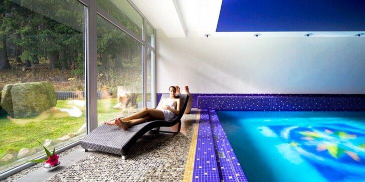 4* relaxační pobyt s polopenzí ve Spa & Wellness Hotelu St. Moritz v Mariánských Lázních