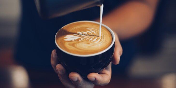 Baristické kurzy tří úrovní pro 1 i 2 žáky: 4, 8 nebo rovnou 14 hodin věnovaných kávě