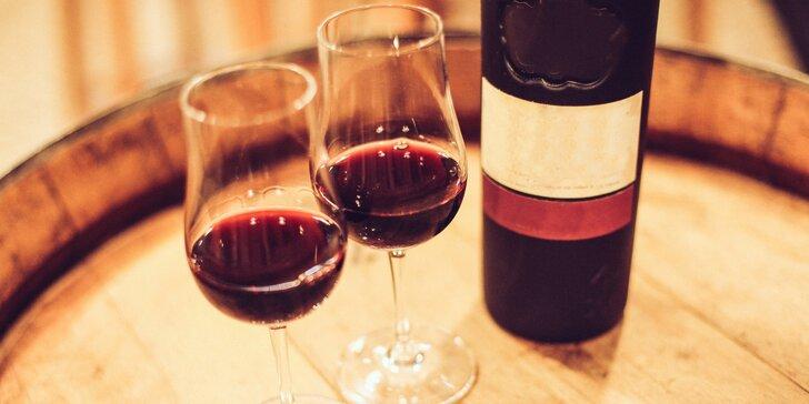 Degustace výjimečných portských vín pro dva ve Wine Institute ve Vršovicích