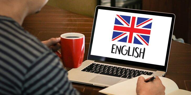Internetový kurz angličtiny pro věčné začátečníky: 30 lekcí po částech i kompletně