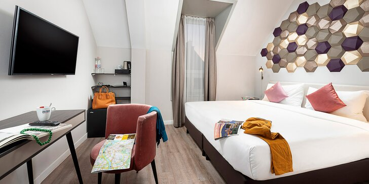 Pohodový pobyt v centru Budapešti: 3* hotel se snídaní a saunou, termíny po celý rok 2021