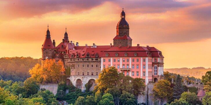 Tajuplné Dolní Slezsko: Nacistické podzemní město a polské Versailles