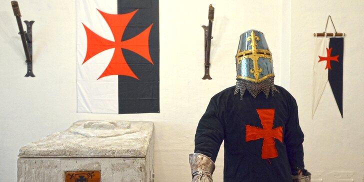 Najděte nejmocnější relikvii: úniková hra Honba za svatým grálem