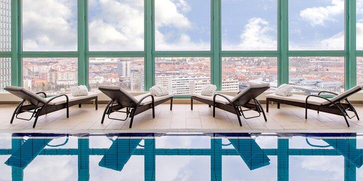 Pobyt ve 4* hotelu Panorama s neomezeným wellness a snídaněmi i slevou na útratu