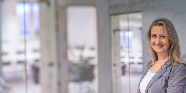 Sylvie Samsonová, partnerská poradna SPOLU