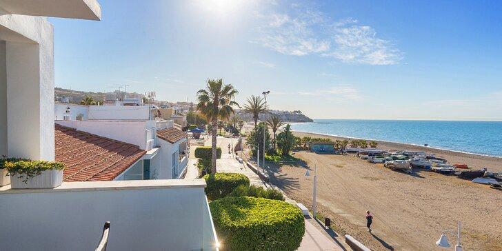 Dovolená v Andalusii: apartmány u pláže, nabídka výletů s českým průvodcem, děti do 6 let zdarma